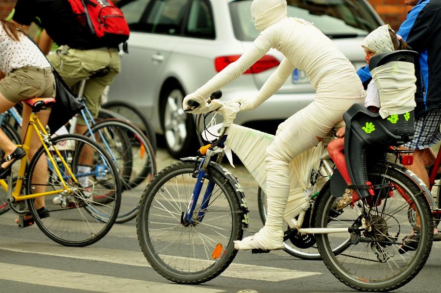 Rowerzysta, kolarz, cyklista