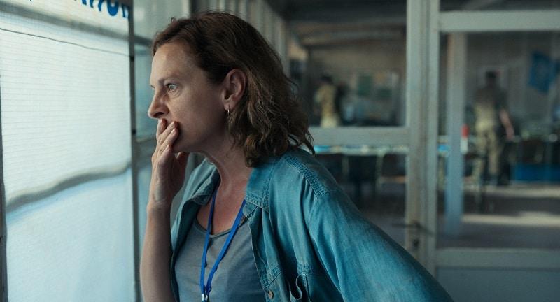 """""""AIDA"""" film o wojnie w byłej Jugosławii. Wywiad Angeliny Jolie z reżyserką Jasmilą Zbanić"""
