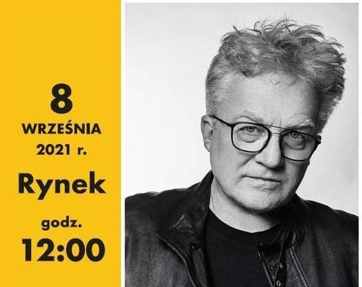 WARTO tu być! Rozmowa z Felicjanem Andrzejczakiem. KONCERT 8 września Dni Seniora-Wrocław 2021